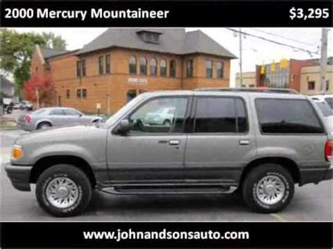 car repair manual download 1999 mercury mountaineer parking system service manual online auto repair manual 2000 mercury mountaineer parking system fuse box