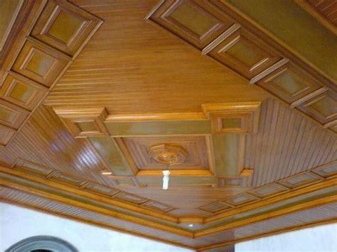 desain interior rumah dari kayu model plafon teras rumah dari kayu gambarminimalis