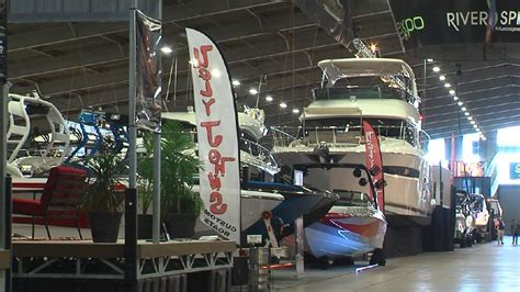 tulsa boat show final day for tulsa boat sport and travel show ktul