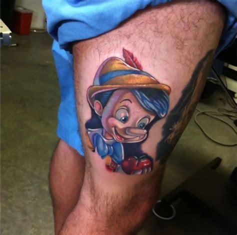 pinocchio tattoo pinocchio ink pinocchio