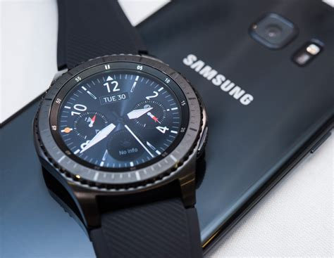 samsung gear s3 frontier classic smartwatch on debut page 3 of 3 ablogtowatch