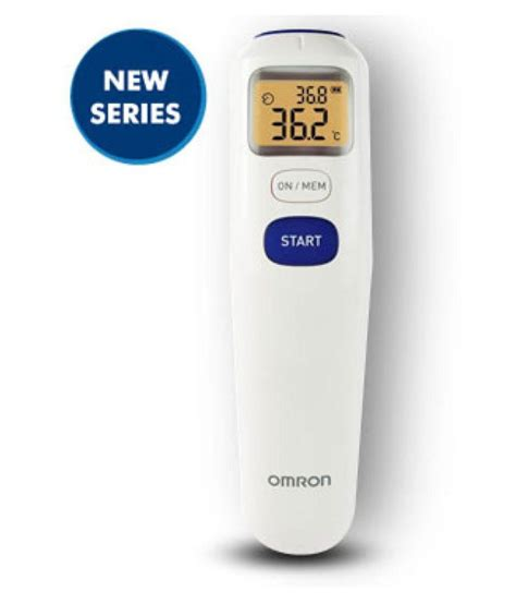 Termometer Omron Digital omron forhead digital thermometer mc 720 buy omron forhead digital thermometer mc 720