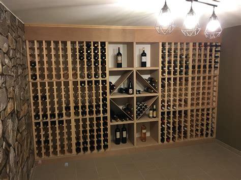 Meuble Rangement Vin by Casiers Pour Bouteilles Casier Vin Cave 224 Vin Rangement