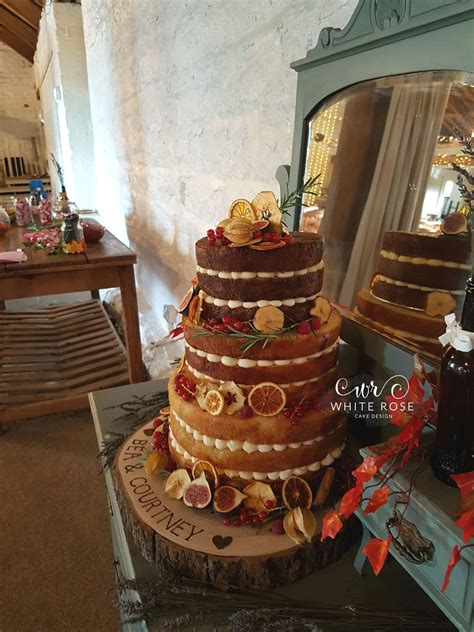 Wedding Cake East by Autumnal Wedding Cake Wedding Cake With Fruits For
