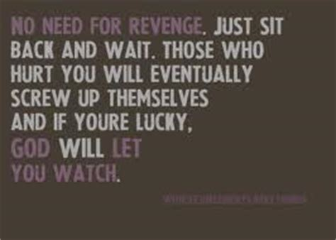 Just Sit Back And Enjoy by No Need For Just Sit Back And Wait Those Who