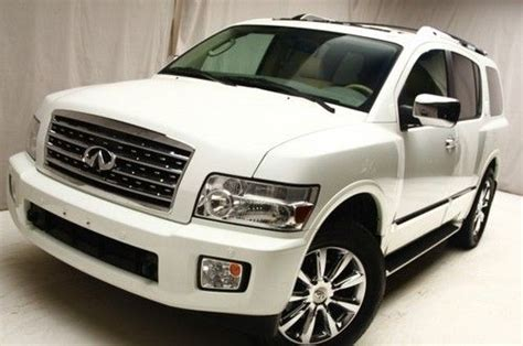 sell used we finance 2007 infiniti qx 56 awd navigation purchase used we finance 2008 infiniti qx 56 4wd power sunroof navigation in bedford ohio