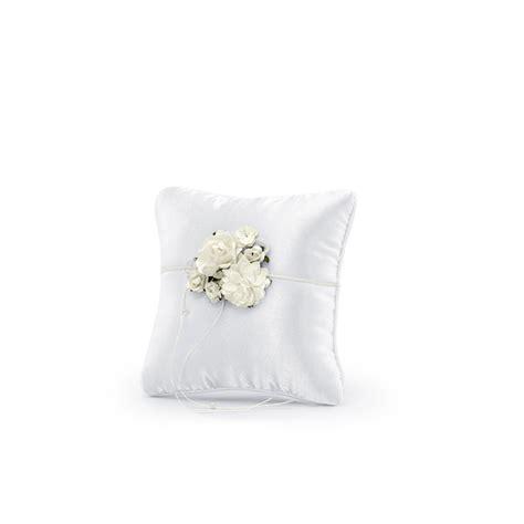 portafedi fiori cuscino portafedi fiori crema matrimonio da sogno