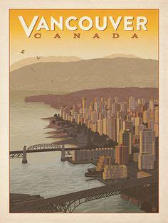 poster design vancouver 1000 images about vintage posters on pinterest travel