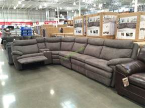 Sofa Deals Online Fabric Reclining Sectional Costcochaser