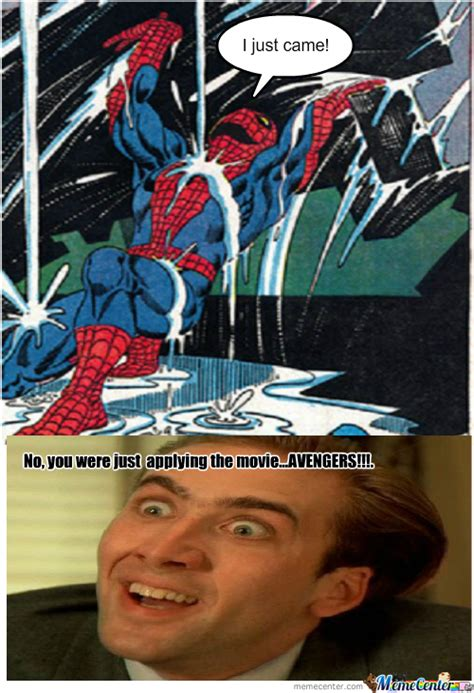 Spiderman Meme Face - rmx spiderman by maxinabbon999 meme center