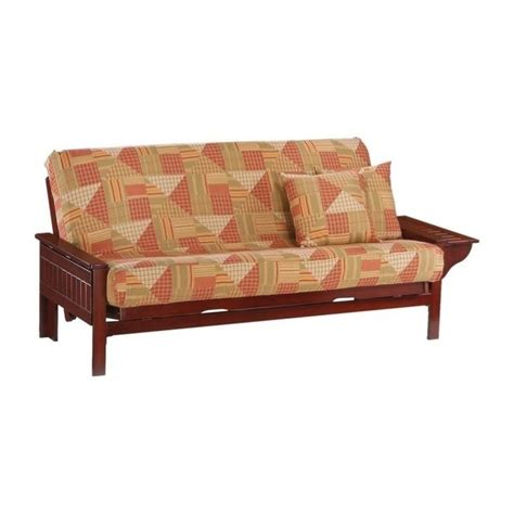 futons in seattle night and day seattle full wood futon frame in rosewood