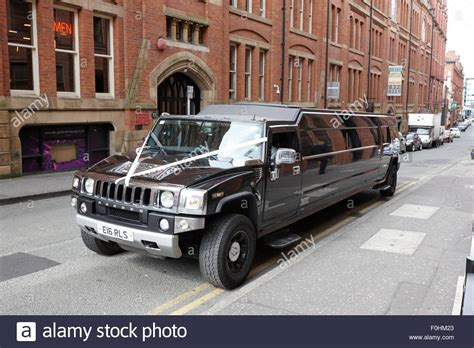 hummer stretch limo stretch hummer limo as a wedding car manchester uk