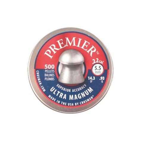 Best Quality Premier Dome Ultra Magnum 22 crosman premier domed 22 5 5mm pellets x 500 airgun pellets pellpax
