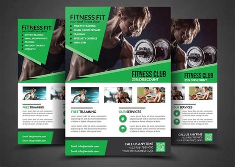 personal brochure templates 128 best flyer and poster ideas for personal trainers