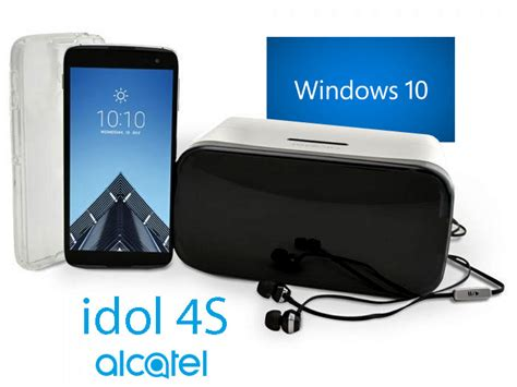 Design Your Own Mobile Home 1st windows 10 mobile phone by alcatel a high end