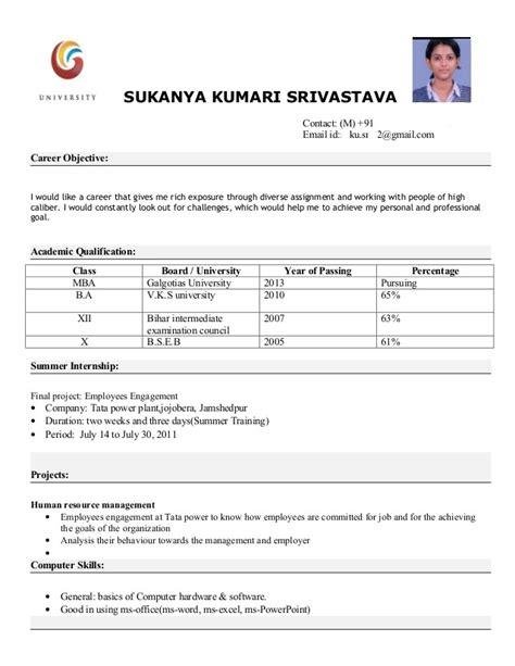 sle resume for air hostess fresher sle cv for fresher for airhostess