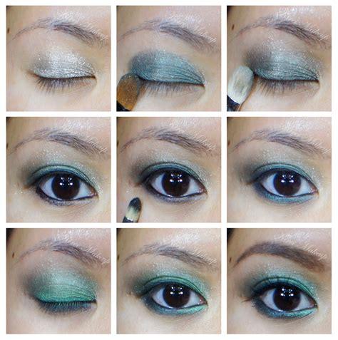 Eyeshadow Sariayu Karimunjawa forest kirei makeup