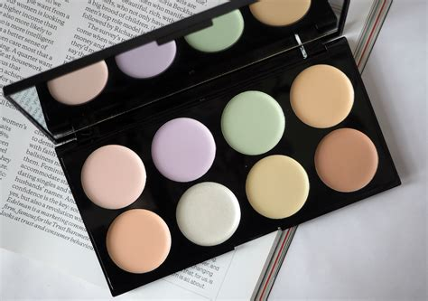 how to color correct makeup the science colour correcting makeup per my