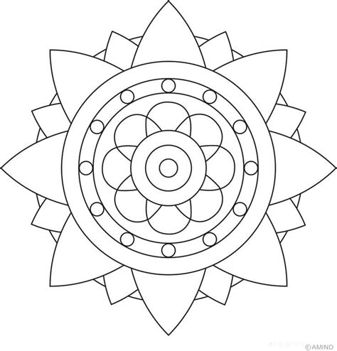 26 best mandala coloring pages images on pinterest best 25 simple mandala designs ideas on pinterest