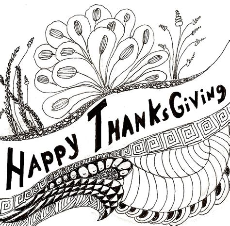 coloring pages for adults thanksgiving coloring page thanksgiving happy thangsgiving 1