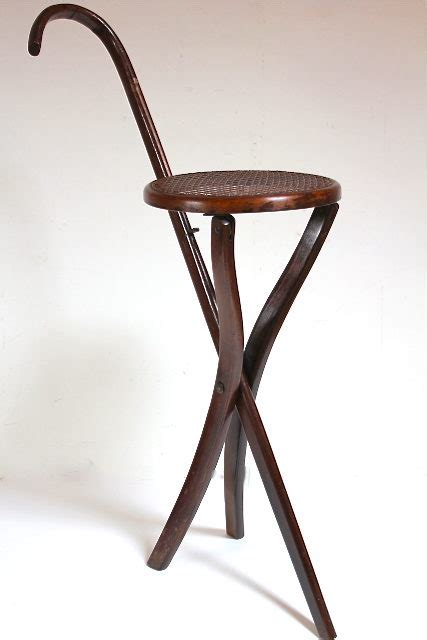 antiques atlas 19th century thonet walking stick stool