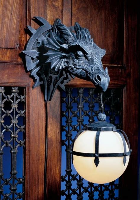 Dragon Decorations For A Home | 50 dragon home decor accessories to give your castle