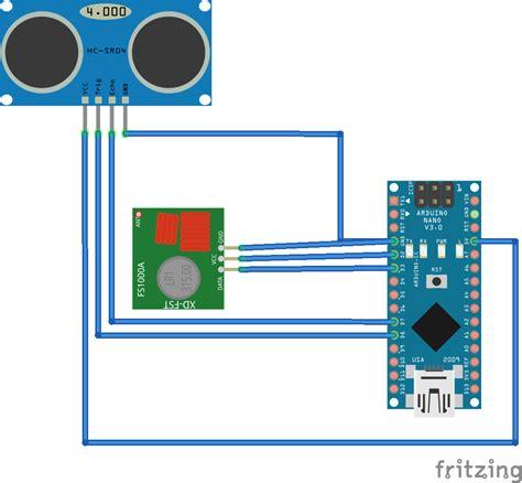 door with sensor garage door sensor with arduino nano
