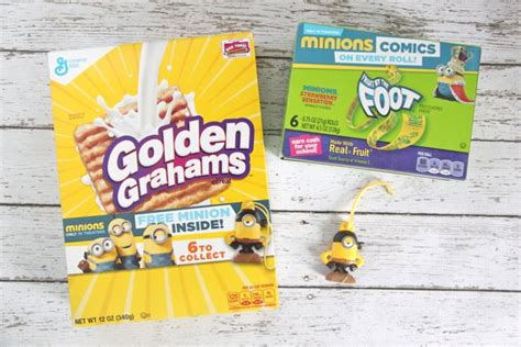 General Mills Giveaway - general mills cereal and minions movie gift card giveaway smashed peas carrots
