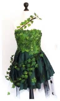 green fairy dress a bit more poison ivy than i m looking