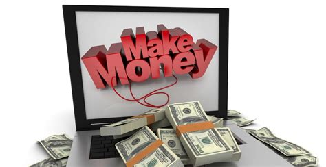 A Way To Make Money Online - 12 ways to make money online