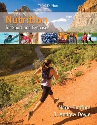 nutrition for sport and exercise books nutrition for sport and exercise dunford
