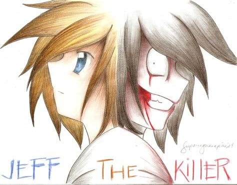 Anime Jeff The Killer by Jeff The Killer Drawing By Creepypastalover6918 On Deviantart