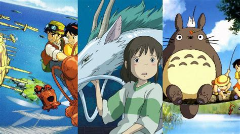 film genre ghibli which studio ghibli movie is your favourite and least
