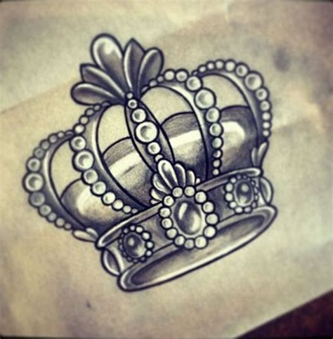 crowns tattoos design 101 crown designs fit for royalty