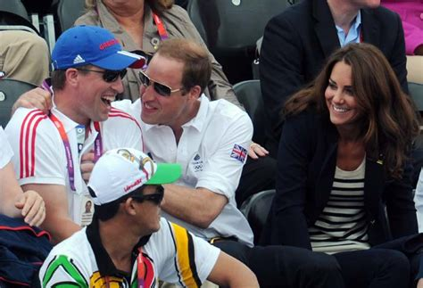 prince william  kates royal presence  olympics