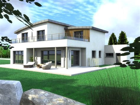 Photos De Maisons Contemporaines by Maisons Contemporaines Bretagne Tendance