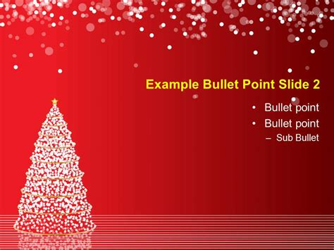 free download 2012 christmas powerpoint templates