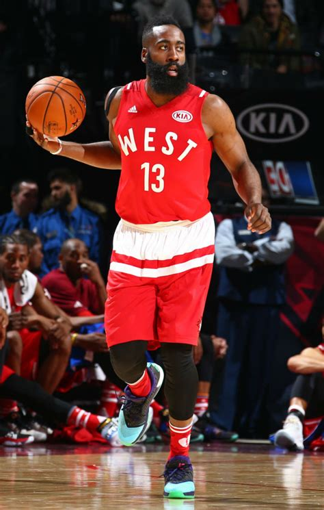 Scetcher james harden adidas crazylight boost 2 5 all star 1