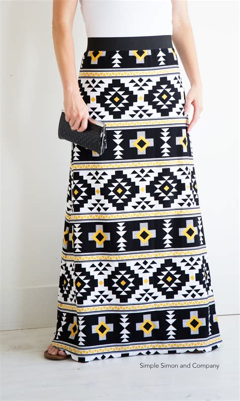 pattern for a simple skirt simple maxi skirt pdf pattern free simple simon and