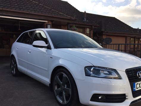 audi a3 exterior mods my 2010 audi a3 sportback s line black edition with some