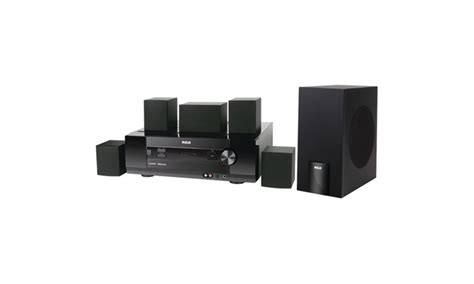 rca rt2761hb 1 000 watt home theater system groupon