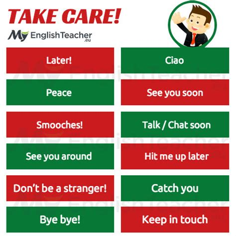 other ways to say quot take care quot myenglishteacher eu
