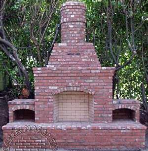 Brick Outdoor Fireplace Designs by Brick Patios On Small Brick Patio Backyard