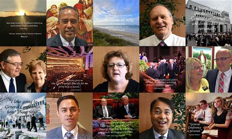 Meme Collage - come to general conference with us