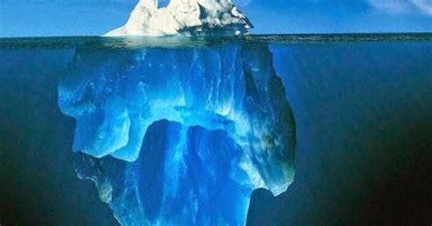 fenomena gunung es detektif fisika