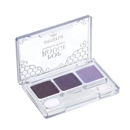 Harga Emina Nail emina pop pressed eye shadow 6 option elevenia