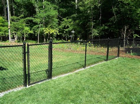 Cost Of Trellis Fencing 2017 Cost Of 4 Foot Chain Link Average Price For 4 Ft