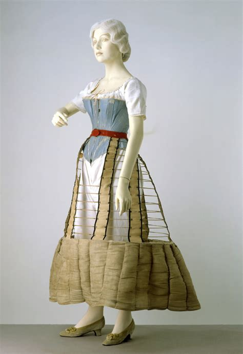 reifrock gestell dress at the v a and albert museum