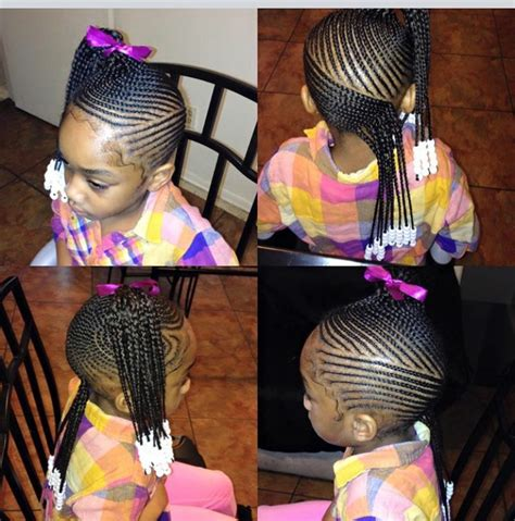 Kid Braids Hairstyles by Pin By Ligon On And Faith S Hair
