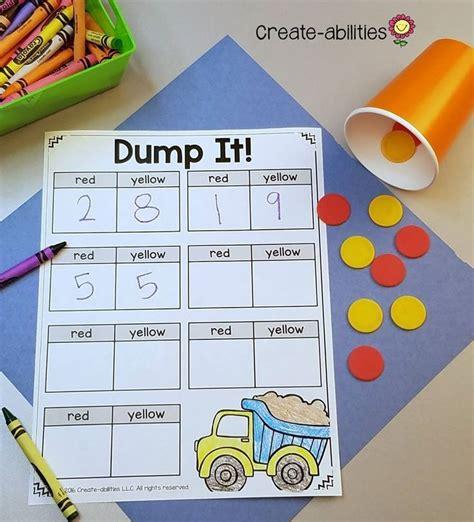 printable number games ks1 kindergarten number sense math centers kindergarten math